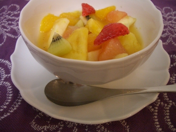 SALADE DE FRUITS♪
