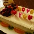 Anniversary Cake♪