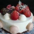 2008 X'mas cake♪