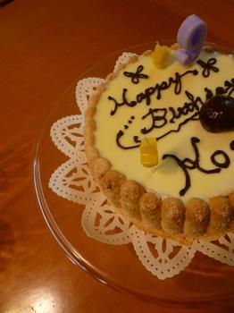 マロンのムースケーキ♪