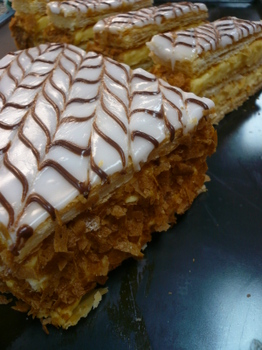 MILLEFEUILLE MARBRE♪